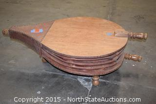 Unique Bellow Coffee Table