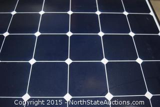 Lot of Sunpower Solar Panels