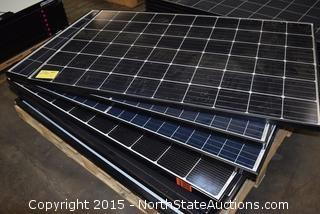 Lot of Misc Solar Panels