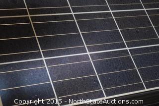 Lot of Q CELLS Solar Panels