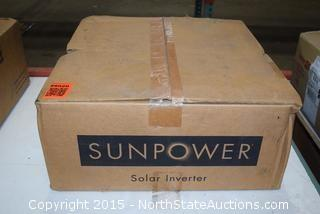 Sunpower Solar Inverter