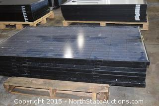 Lot of HYUNDAI Solar Panels