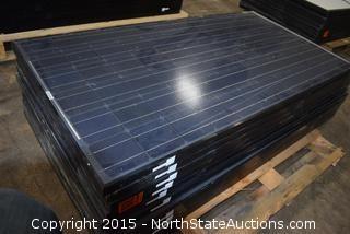 Lot of Suntech Solar Panels