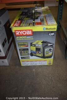 RYOBI 2300Watt Inverter Generator