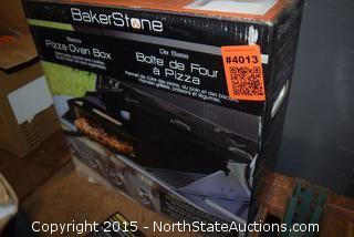 BakerStone Basic Pizza Oven Box