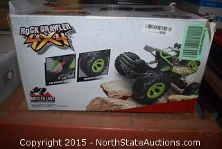 Rock Crawler  4X4 R/C