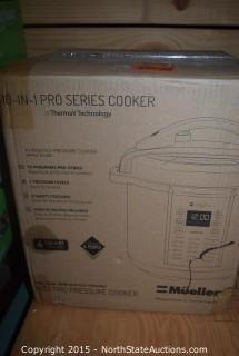 Mueller 10-in-1 Pro Series Cooker