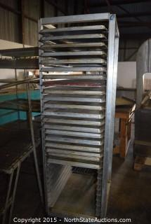Baking Rack and Trays