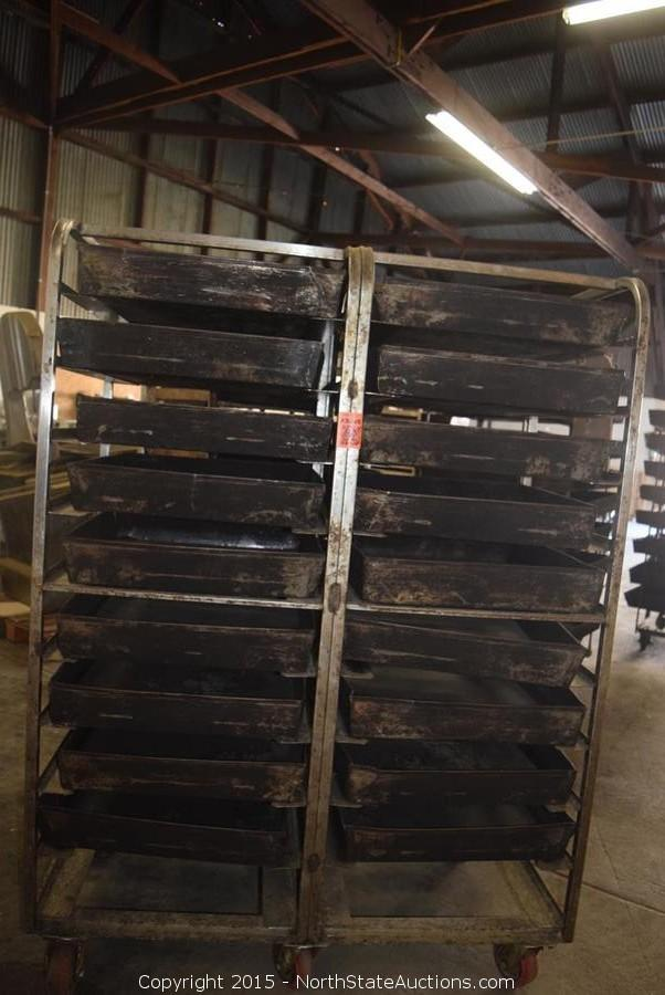Commercial Bakery Equipment Auction