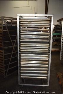 Rack and Baking Sheets
