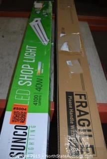 Lot of 2 Shop Lights