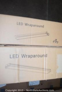 Lot of 2 LED Wraparound Lights
