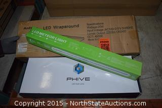 Lot of LED Lights