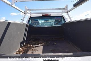 2002 Chevy 2500HD Work Truck