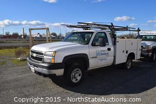 2006 Chevy 2500HD Work Truck
