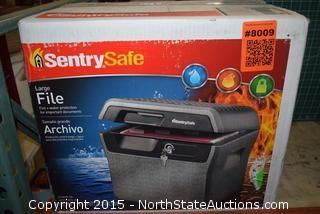 SentrySafe Large File Unit