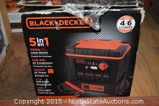 Black + Decker 5in1