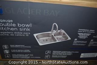 Glacier Bay Counter Top Sink