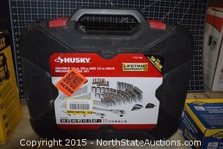 Husky 134 Piece Tool Set
