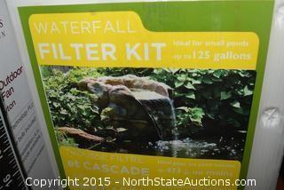 Waterfall Filter Kit