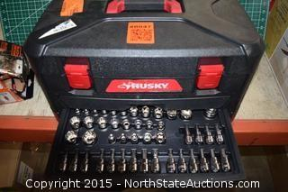 Husky 268-PIECE Mechanics Tool Set