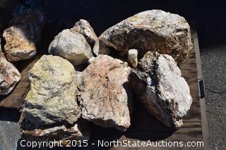 Lot of Rocks