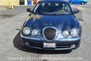 "2001 Jaguar ""S"" Type"