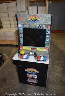 Arcade 1up Street Fighter 2 Champion Edition
