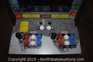 Arcade 1up Street Fighter 2 Champion Edition