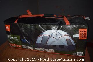 Ozark Trail 12 Person Tent with Built in LED Lights