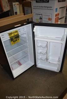 Magic Chef 4.4 Cu. Ft. Compact Refrigerator