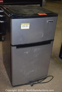 Magic Chef Compact Refrigerator and Freezer