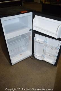 Magic Chef Compact Refrigerator and Freezer