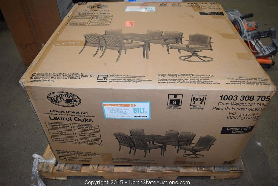 May HomeDepot Auction