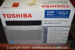 Toshiba Window Air Conditioner