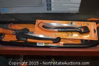 Lot of Fiskars Cutting Tools