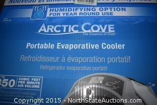 Arctic Cove  Portable Evaporative Cooler