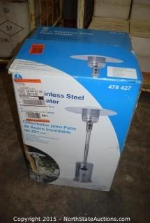 Garden Sun Stainless Steel Patio Heater