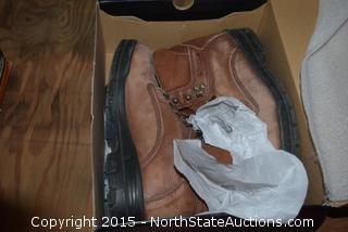 Wolverine Durashocks SR Boots