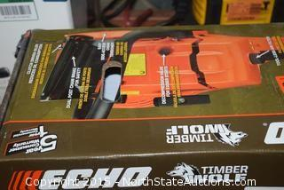 Echo  Timber Wolf Chainsaw