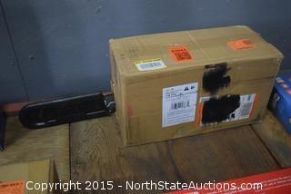RYOBI 18V Brushless Chainsaw Kit