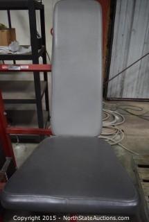 Nautilus Leg Extension