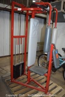 Nautilus Gym Equipment