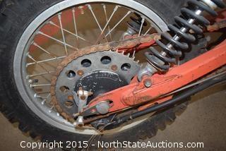 1979 Honda Motorcycle