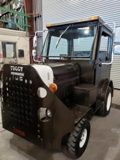 Tug MA-30 Gas Baggage / Tow Tug
