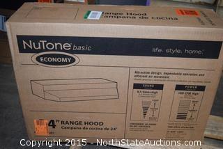 "NuTone basic 24"" Range Hood"