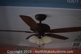 Hampton Bay Large Room Ceiling Fan