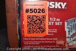 HUSKY 200-Piece Socket Set