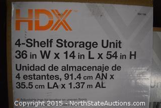 HEX Storage Units