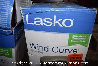 Lot of Lasko Fans